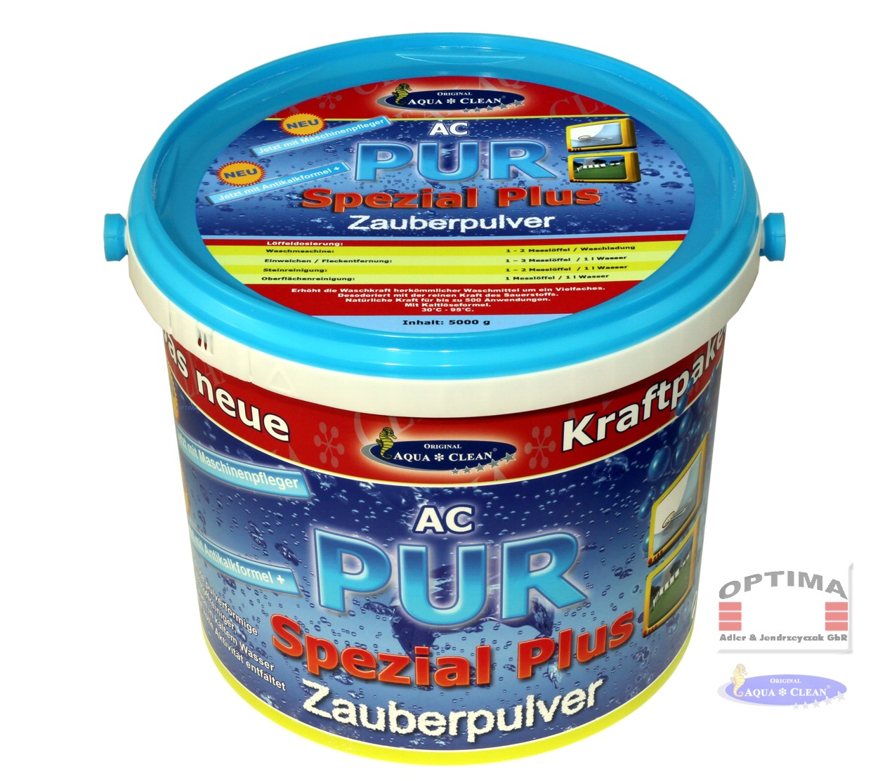 Aqua Clean Zauberpulver_optima-adler-Shop